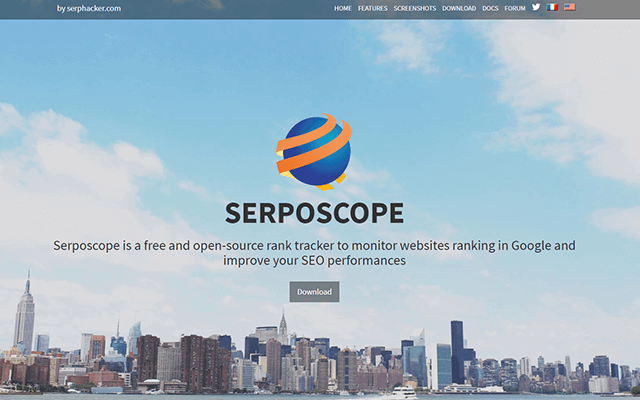 SERPOSCOPE-SEOTOOLS